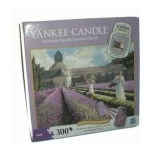 Lavender Vanilla Scented Yankee Candle 300 Piece Puzzle
