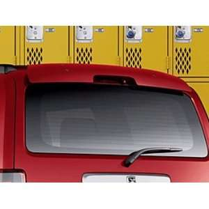 Dodge Nitro 2007 2011 TINTED Rear Glass Air Deflector Mopar OEM