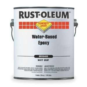 RUST OLEUM 6010408 Floor Coating,1 gal,Clear
