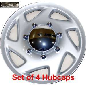 16 set of 4 Ford Truck Van Hub caps design are UNIVERSAL wheel covers