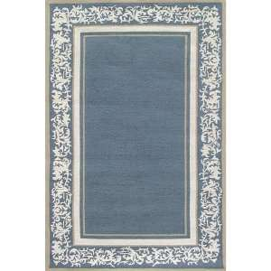 Duracord Sawgrass Mills Grace Blue Indoor/Outdoor Rug   HRGRS   8 x