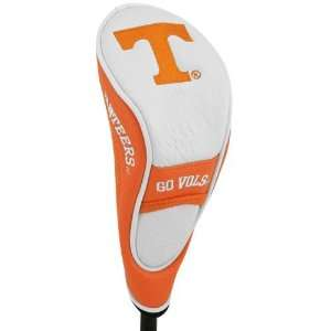 NCAA Tennessee Volunteers White Hybrid Golf Club Headcover