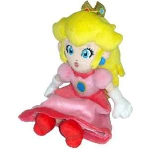 Nintendo Super Mario Bros. Princess Peach Plush Toys & Games