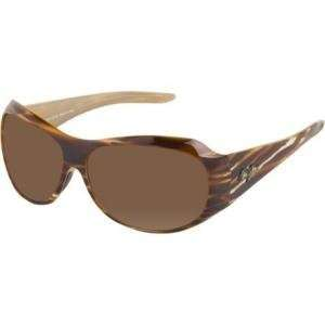 Maui Jim Lehua Sunglasses Koa Brown/HCL Bronze, One Size