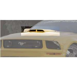 Xenon 12138 05 11 Ford Mustang Ram Air Style Hood Scoop