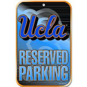 NCAA UCLA Bruins 11 by 17 inch Locker Room Sign