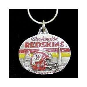 NFL Design Key Ring   Washington Redskins Sports