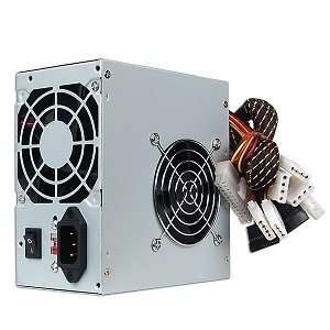 A Power 600W 20+4 pin Dual Fan ATX PSU w/SATA Electronics
