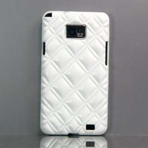 Total 9 Colors] White / Samsung Galaxy SII / S2 / i9100 Plastic Back