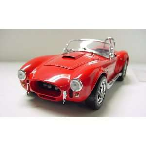1/24 Scale Franklin Mint 1966 Shelby Cobra 427 S/C in Red