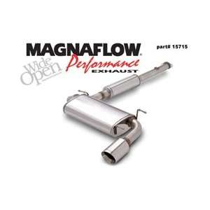 MagnaFlow Cat Back Exhaust System, for the 1993 Mazda MX 5