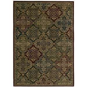 Tommy Bahama Rugs Home Nylon Moroccan Mosaic Multi