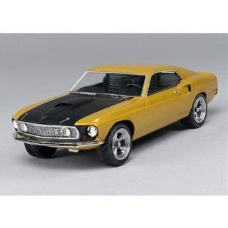 AMT Resto Rods 1969 Ford Mustang Mach 1 Model Kit