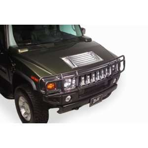 Putco Chrome Hood Vent Deck, for the 2006 Hummer H2 Automotive