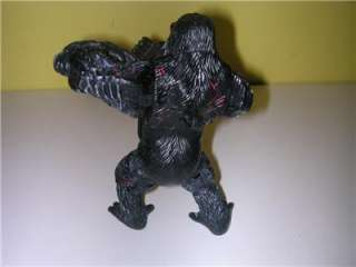 of 2 Playmates Universal Studios KING KONG 6 Action Figures