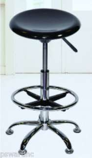 Counter Drafting Height  AIR LIFT Swivel Stool  Chair