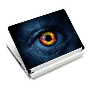Flame Eye Laptop Notebook Protective Skin Cover Sticker
