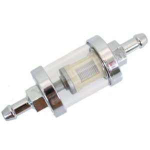 Jaguar Power Sports Hoca Short Chrome Fuel Filter